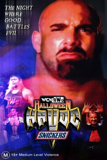 Poster of WCW Halloween Havoc 1998