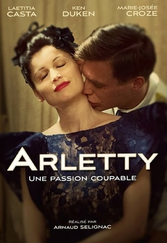 Poster of Arletty: A Guilty Passion