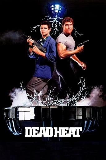 DEAD HEAT (BLU-RAY)