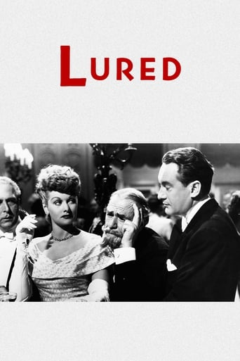 Poster of Lured