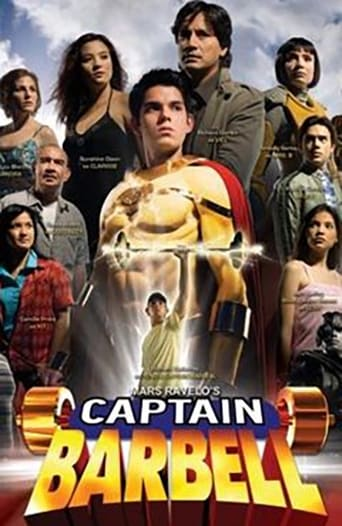 Poster of Captain Barbell