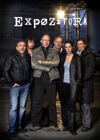 Poster of Expozitura