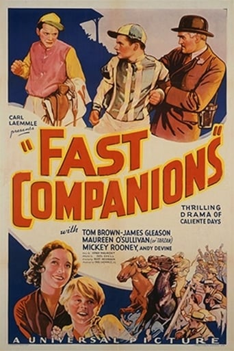 Poster of Fast Companions
