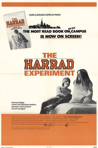 Poster of The Harrad Experiment