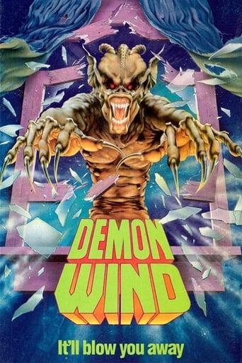 Poster of Demon Wind