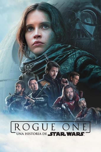 Poster of Rogue One: Una historia de Star Wars