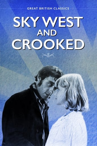 Poster of Sky West and Crooked