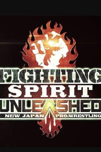 Poster of NJPW Fighting Spirit Unleashed
