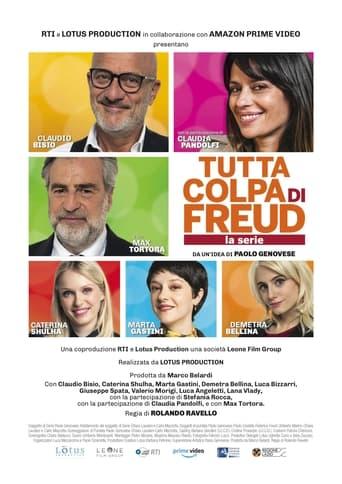 Poster of Tutta colpa di Freud