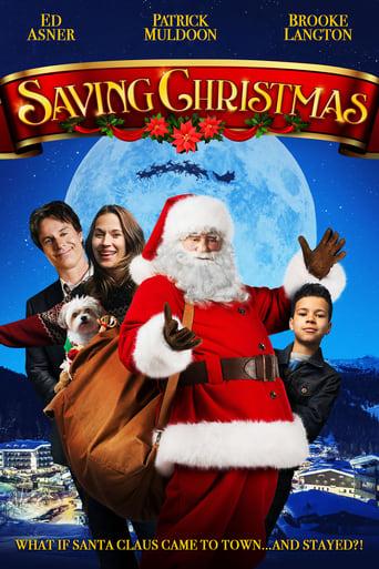 Poster of Saving Christmas