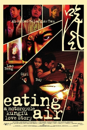 Poster of Eating Air