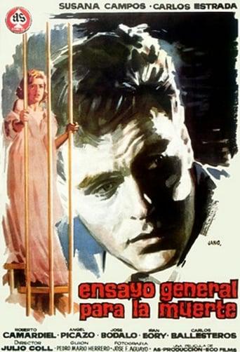 Poster of Ensayo general para la muerte