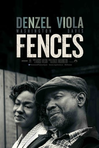 Poster of Fences