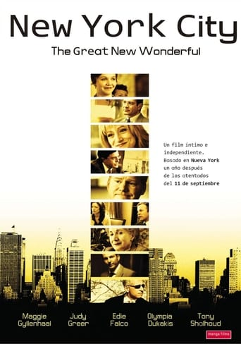 Poster of New York City