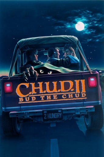 Poster of C.H.U.D. II: Bud the Chud
