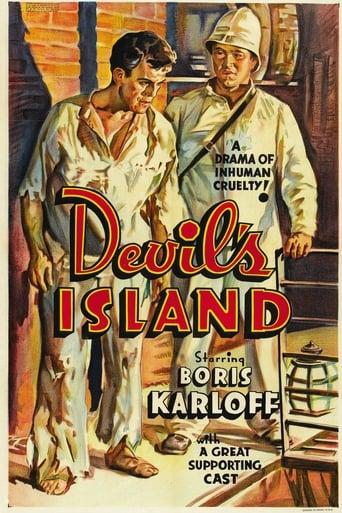 Poster of Devil's Island
