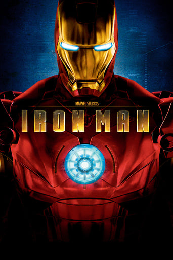Poster of Iron Man