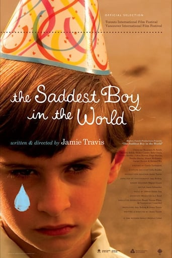 Poster of The Saddest Boy in the World
