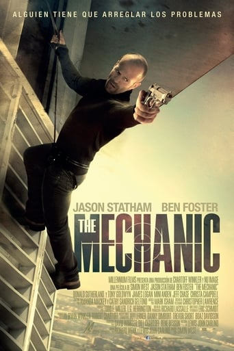 Poster of The Mechanic