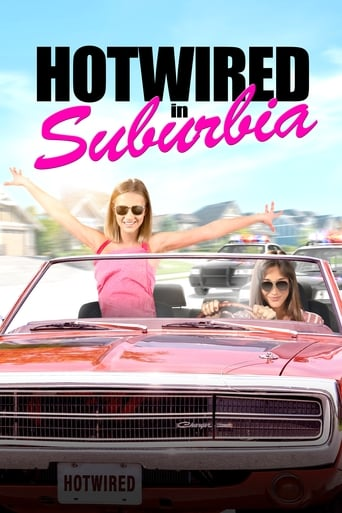 Poster of Hotwired in Suburbia