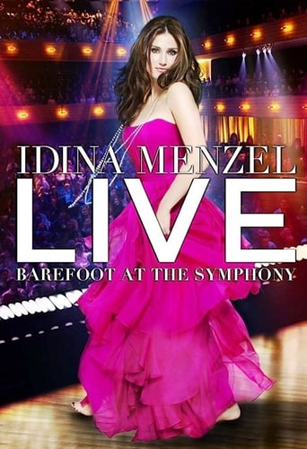 Poster of Idina Menzel Live: Barefoot at the Symphony