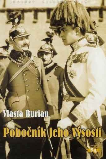 Poster of Pobočník Jeho Výsosti