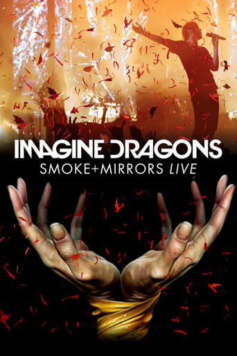Poster of Imagine Dragons: Smoke + Mirrors Live