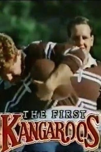 Poster of The First Kangaroos