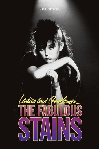 Poster of Ladies and Gentlemen, the Fabulous Stains