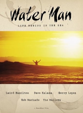 Poster of Water Man