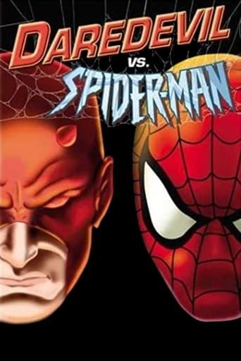 Poster of Daredevil vs. Spider-Man