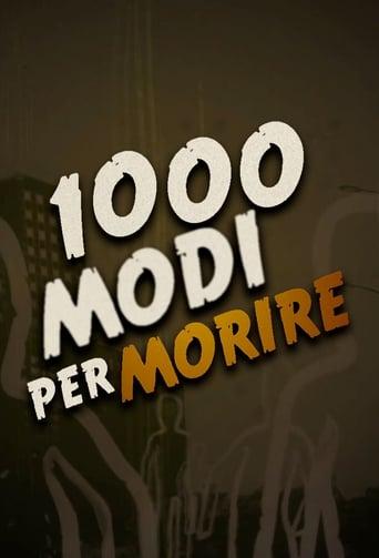 Poster of 1000 modi per morire