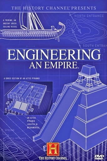 Poster of Greece: Engineering an Empire