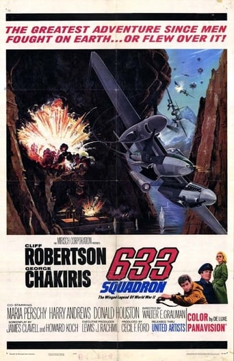 Poster of 633 Squadron