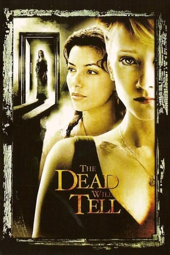 Poster of The Dead Will Tell