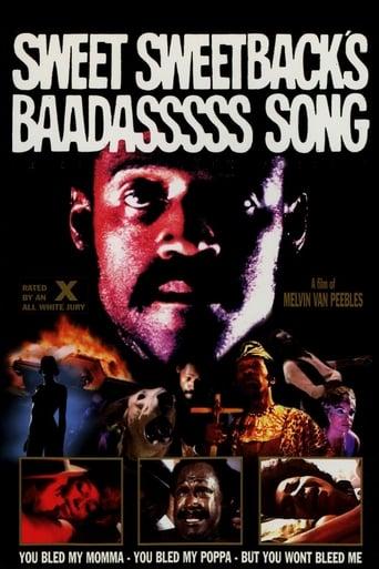 Poster of Sweet Sweetback's Baadasssss Song