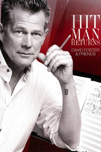 Poster of Hit Man Returns: David Foster & Friends