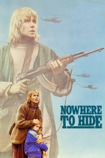 Poster of Nowhere to Hide