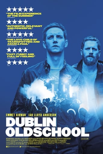 Poster of Dublin Oldschool