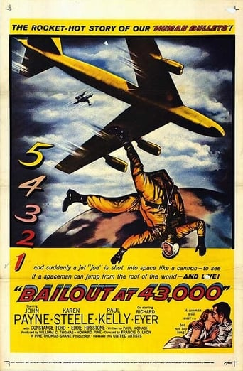 Poster of Bailout at 43,000