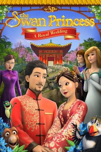 Poster of The Swan Princess: A Royal Wedding