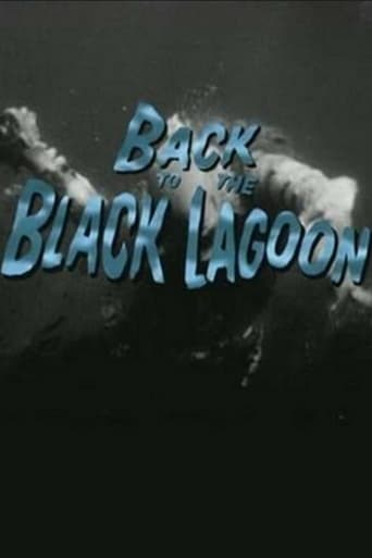 Poster of Back to the Black Lagoon: A Creature Chronicle