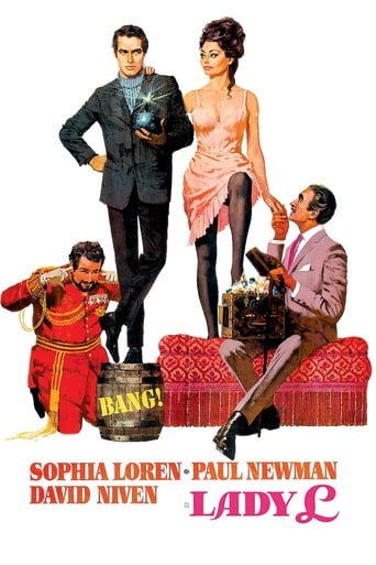 Poster of Lady L