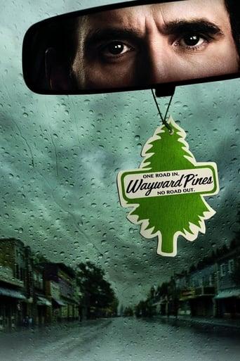 Poster of Wayward Pines