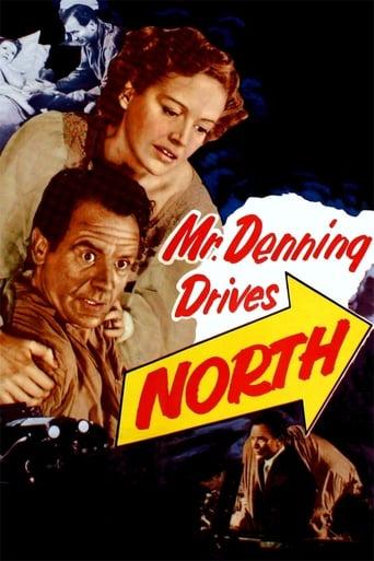 Poster of Mr. Denning Drives North