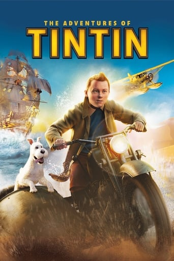 Poster of The Adventures of Tintin