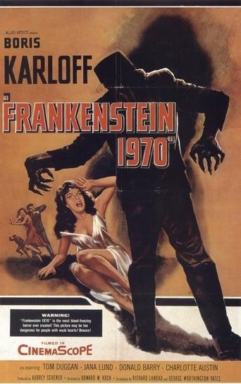 Poster of Frankenstein 1970