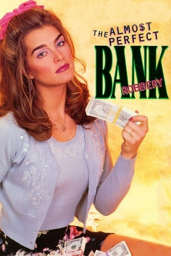 Poster of The Almost Perfect Bank Robbery
