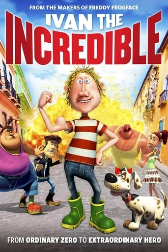 Poster of Ivan the Incredible