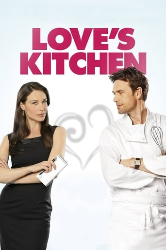 Poster of Love's Kitchen